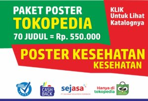 Poster Kesehatan Akrilik Pt Sejasa